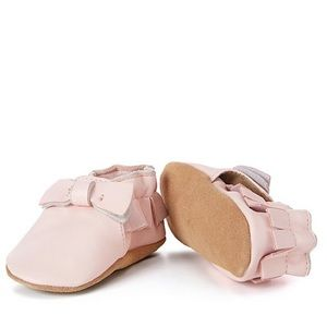 Baby Girls' 18-24 Maggie Moccasin Soft Shoes